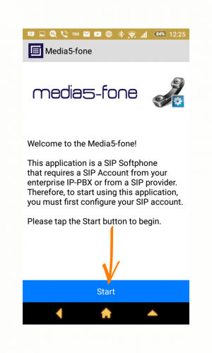 Android Media5-fone Step1