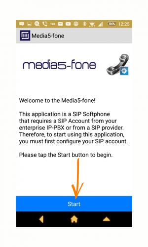 Android Media5-fone Шаг1