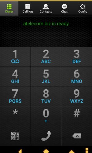Android Zoiper Step3
