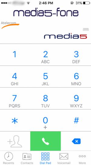 iOS Media5-fone Крок5